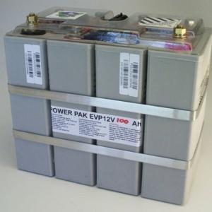 12v Lithium Batteries Ev Powerpak Lifepo4 Ev Power