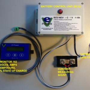 Lithium Battery Management Systems - EV Power Australia Pty Ltd